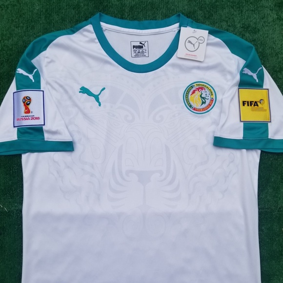 1cf304886ad Puma Shirts | 2018 Senegal Away Soccer Jersey Size L | Poshmark